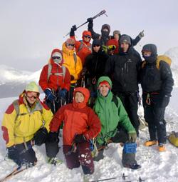 outdoor leadership course