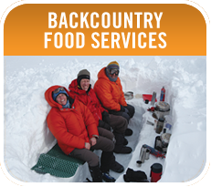 Backcountry Kitchen
