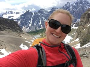Lisa Porter hiking guide