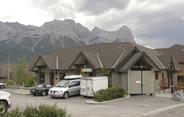 Yamnuska Office, Canmore