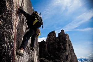 bugaboos climbing course