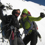 Women's Intro to Mountaineering 2015