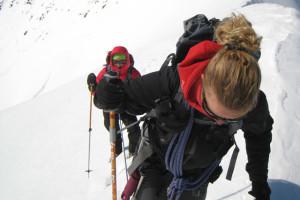 womens mountaineering