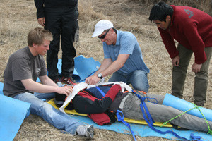 80 hour wilderness first aid course