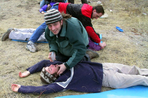 standard first aid course