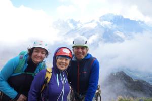 Chamonix 2015 climbers