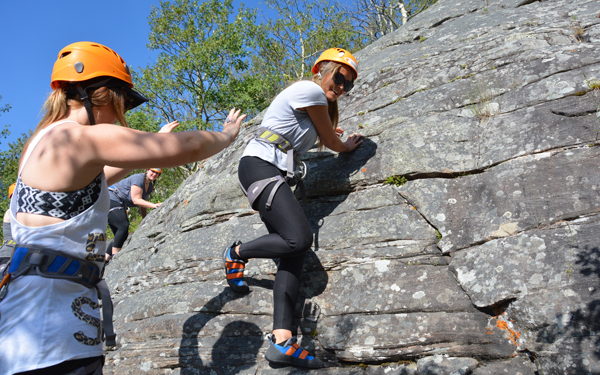 Loss Of Use Coverage >> Beginner Outdoor Rock Climbing | Climbing Basics Lesson