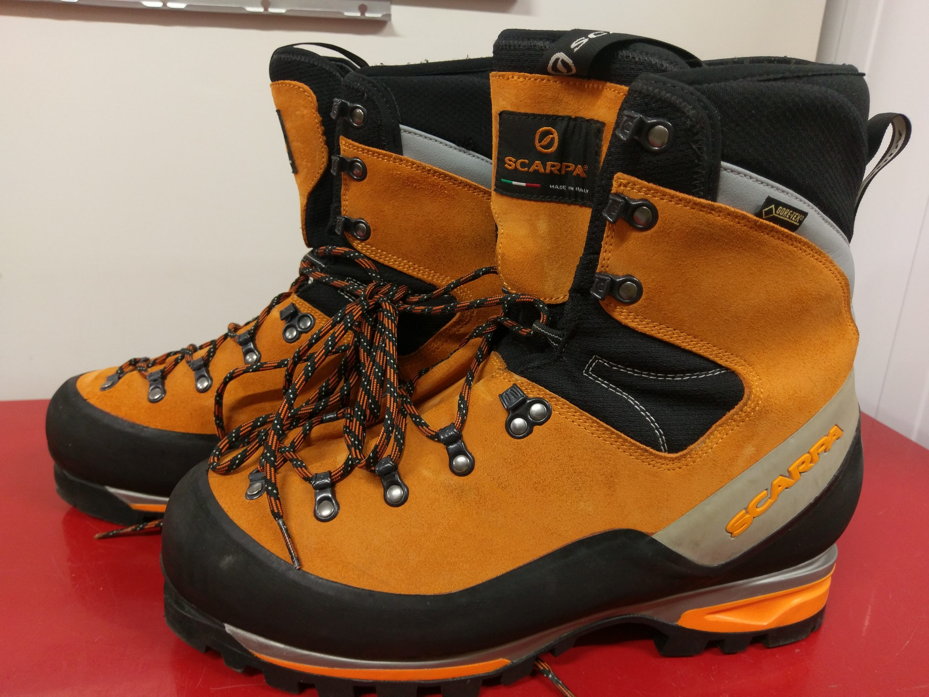 Should You Buy Or Rent Alpine Mountaineering Boots