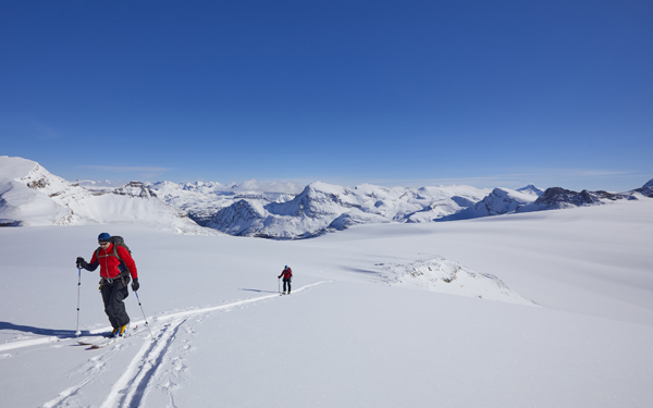 Alpine Ski Mountaineering Course for Beginners