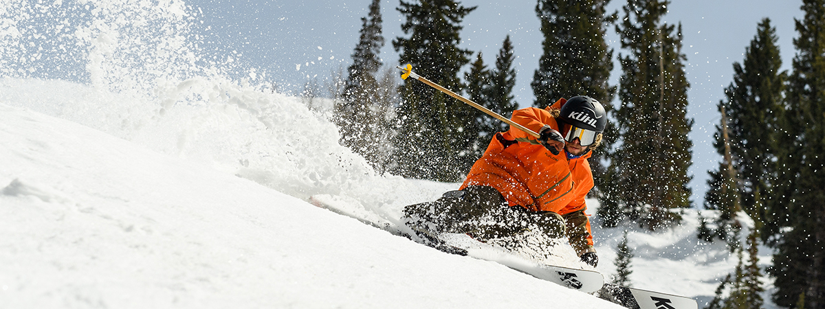 photo credit: Fred Marmsater/K2 Skis