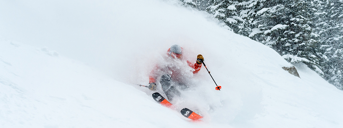 photo credt: Fred Marmsater/K2 Skis