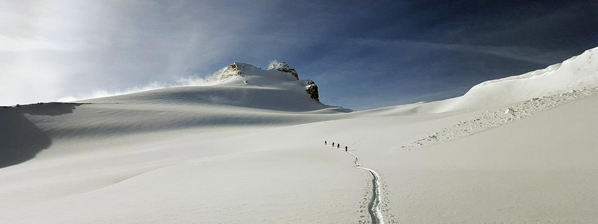 Mt Hector Ski Tour